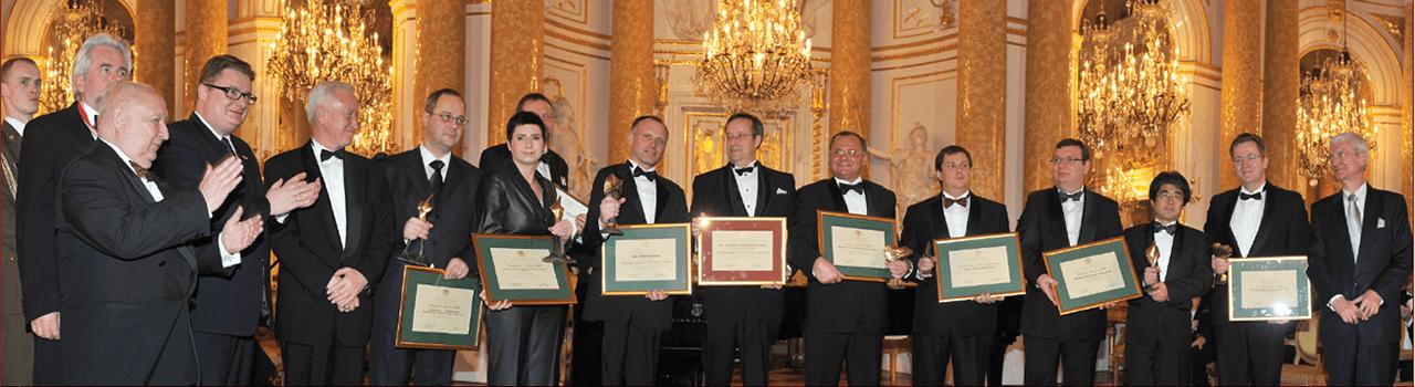 Honorową Nagrodę Oskar Polskiego Biznesu za rok 2008 odebrał Toomas Hendrik ILVES prezydent Republiki Estońskiej, za wkład w rozwój przyjaznej współpracy i tworzenie korzystnych warunków dla partnerstwa gospodarczego polskich i estońskich przedsiębiorstw. W uroczystości wręczenia nagród uczestniczył Michał Kamiński, szef Kancelarii Prezydenta RP.
