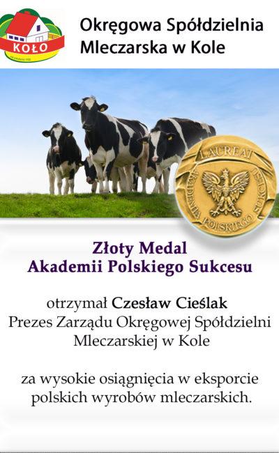 Okręgowa Spółdzielnia Mleczarska