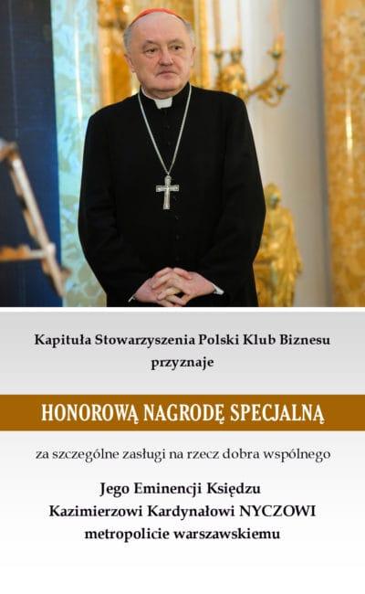 Kazimierz Kardynał Nycz
