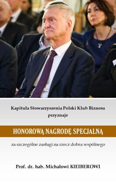 Prof. dr. hab. Michał Kleiber